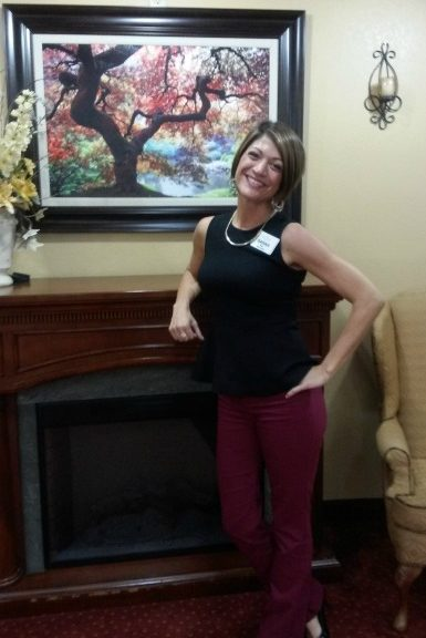 Sarah Kiser Sales Leader, The Cambridge