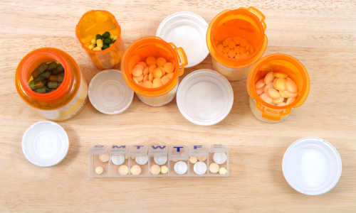 keep track of senior medications
