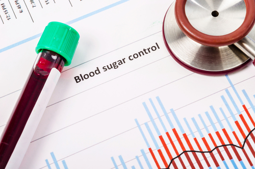 control blood sugar levels in seniors
