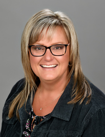 Kristine McClintock, Office Manager